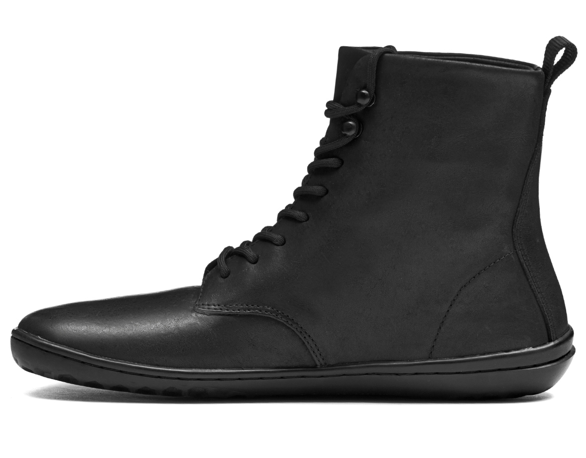Vivobarefoot GOBI HI 2.0 L Leather Black ()