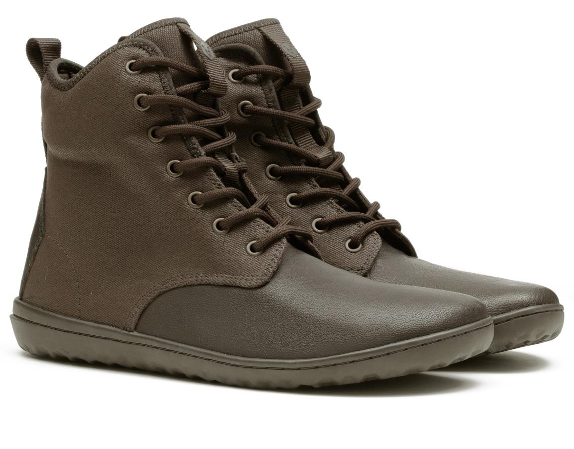Vivobarefoot SCOTT 2.0 M Leather Brown ()