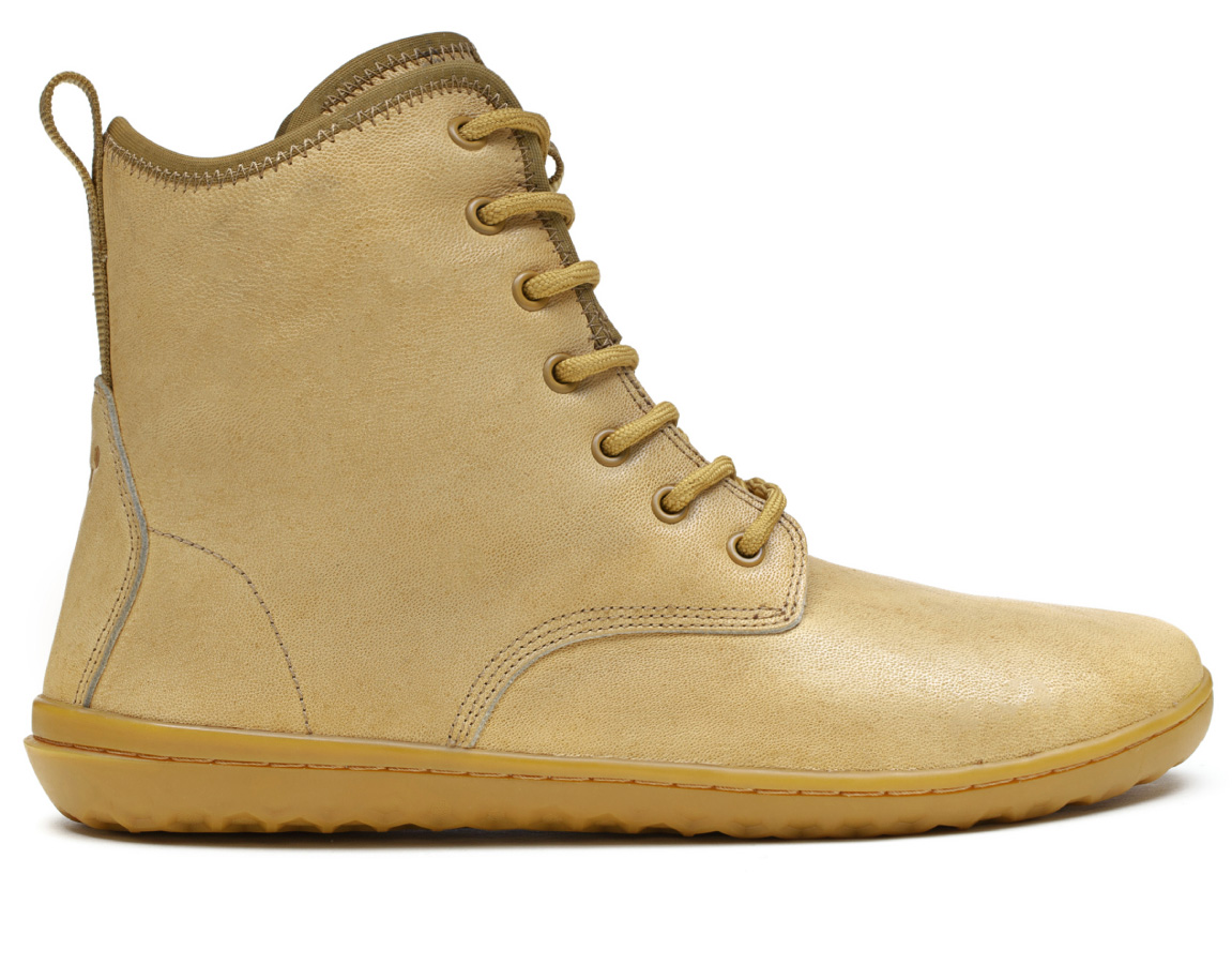 Vivobarefoot SCOTT 2.0 DESERT M Leather Tan ()