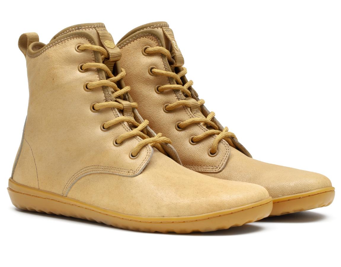 Vivobarefoot SCOTT 2.0 DESERT M Leather Tan ()