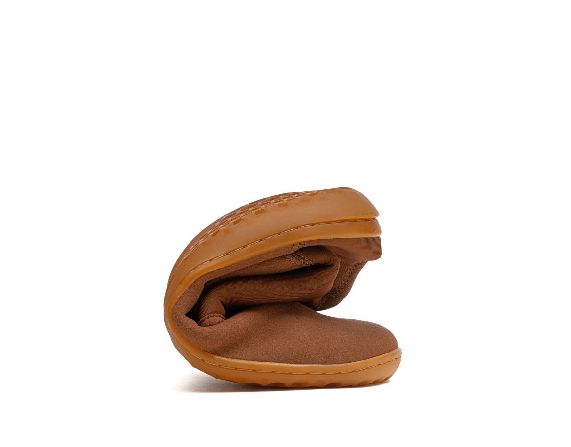 Vivobarefoot SHARPEI L Eco Suede Chestnut ()