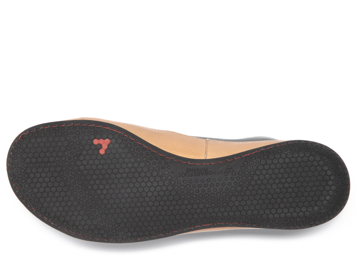 Vivobarefoot BANNISTER 2 M Leather Black ()