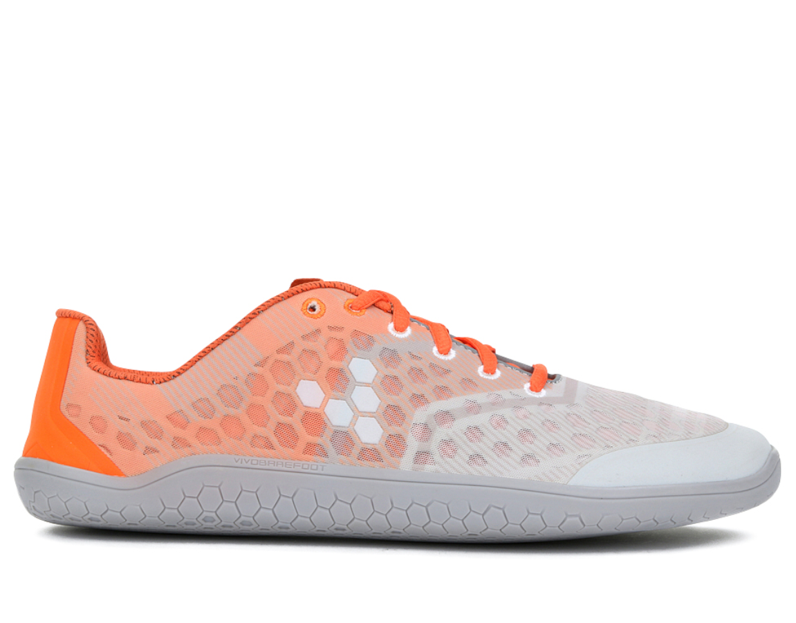Vivobarefoot  STEALTH 2 M  Grey/Orange Tribal ()