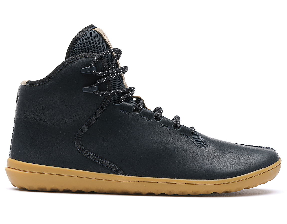 Vivobarefoot BOROUGH M Leather Indigo ()