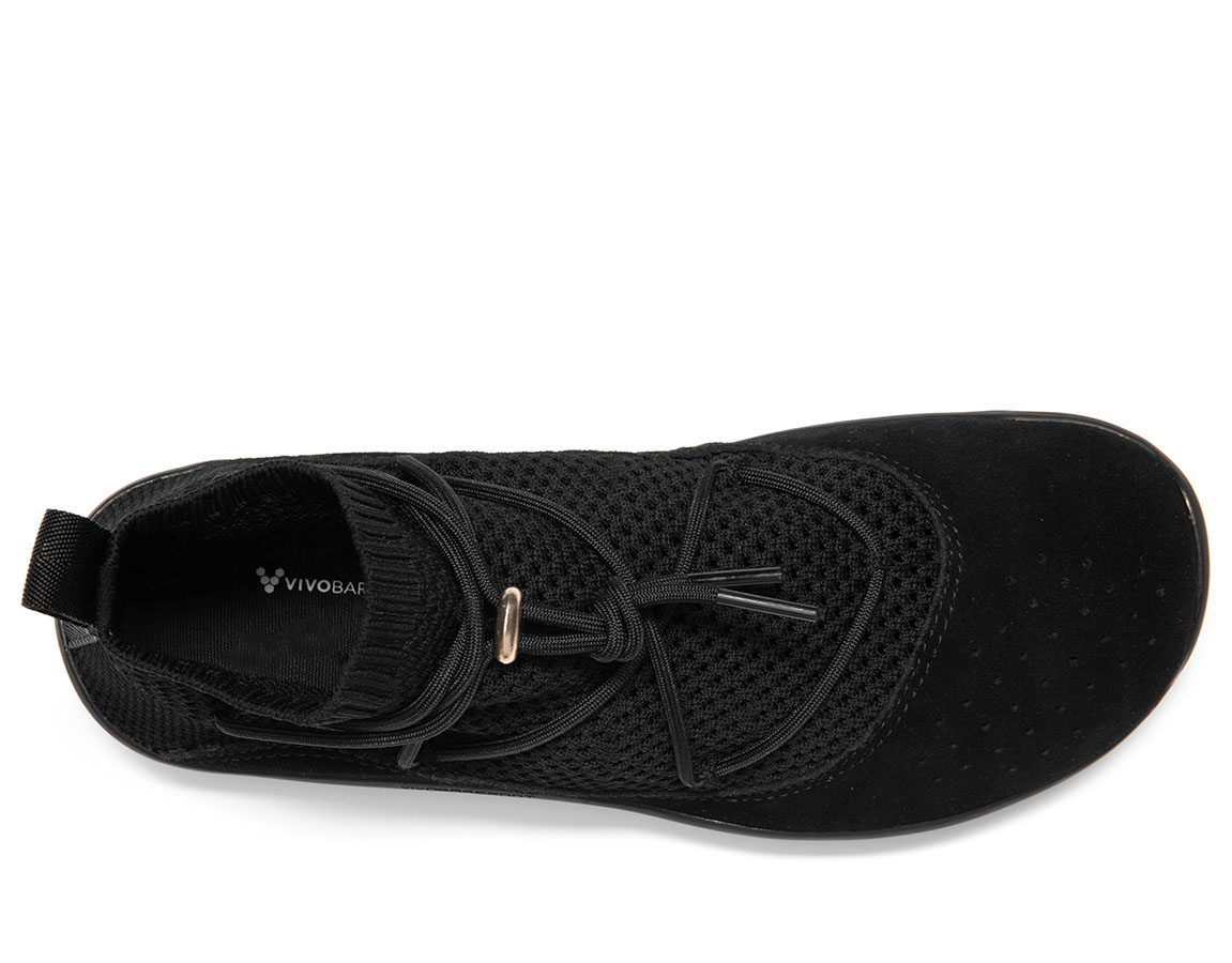 Vivobarefoot KANNA SOCK KNIT Black ()