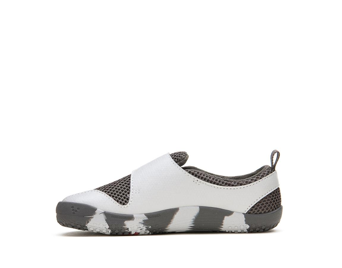 Vivobarefoot PRIMUS KIDS K Rhino Grey ()