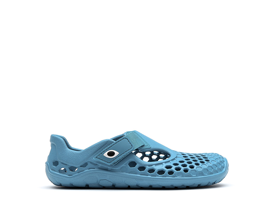 Vivobarefoot ULTRA K BLOOM Petrol Blue Shark