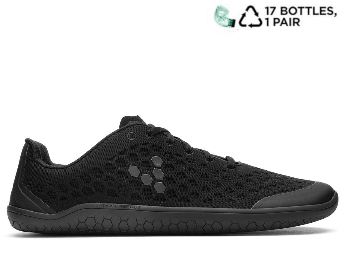 Vivobarefoot STEALTH II L Textile Black ()