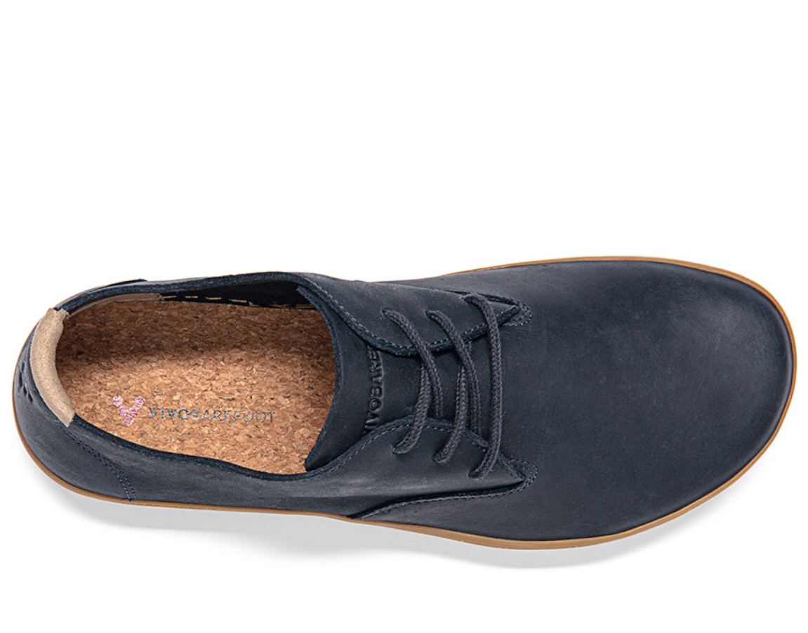 VIVOBAREFOOT RA II M Navy Leather ()