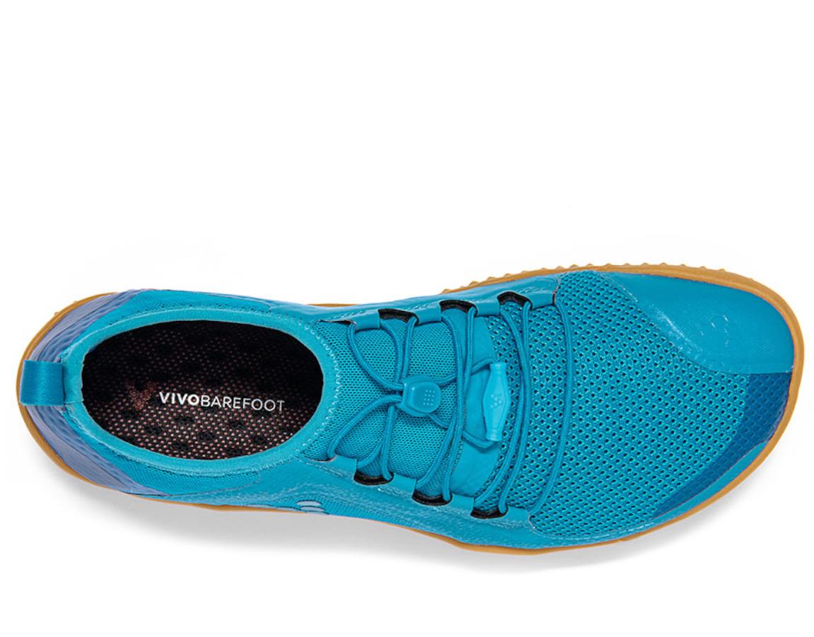VIVOBAREFOOT PRIMUS TRAIL SG M Petrol Blue Textile ()