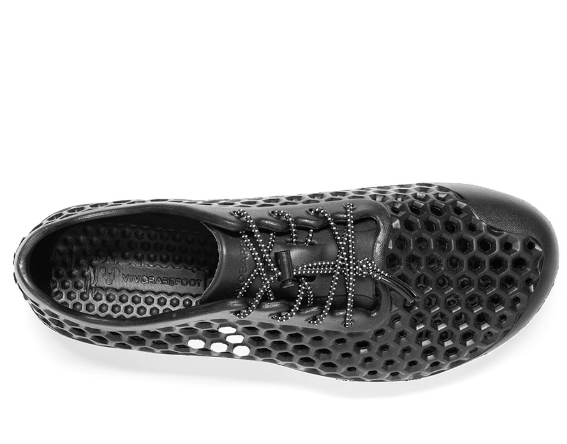 VIVOBAREFOOT ULTRA 3 M Black White Bloom ()