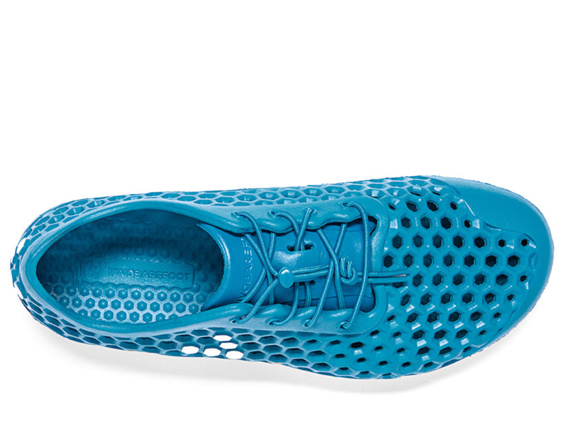 VIVOBAREFOOT ULTRA 3 L Petrol Blue Vap Grey Bloom ()