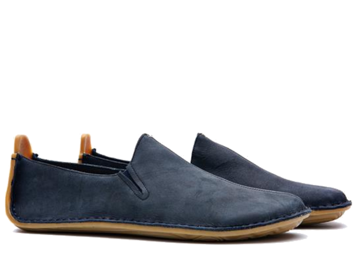 VIVOBAREFOOT ABABA M Navy Leather ()