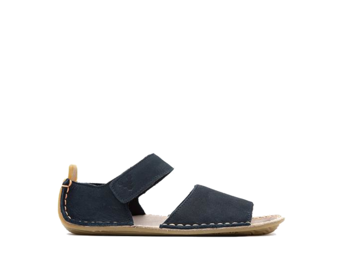 VIVOBAREFOOT ABABA K Sandal Leather Navy