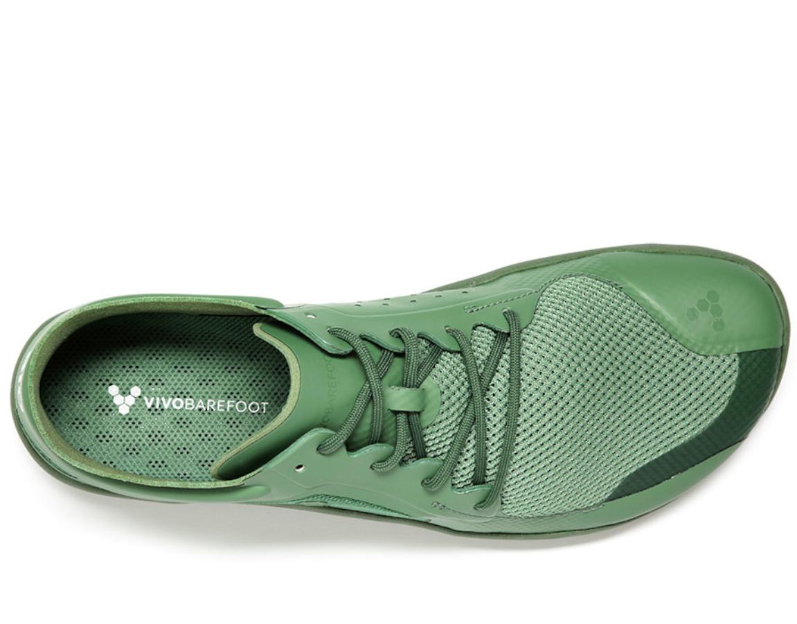 Vivobarefoot PRIMUS LITE II BIO L Green Textile ()