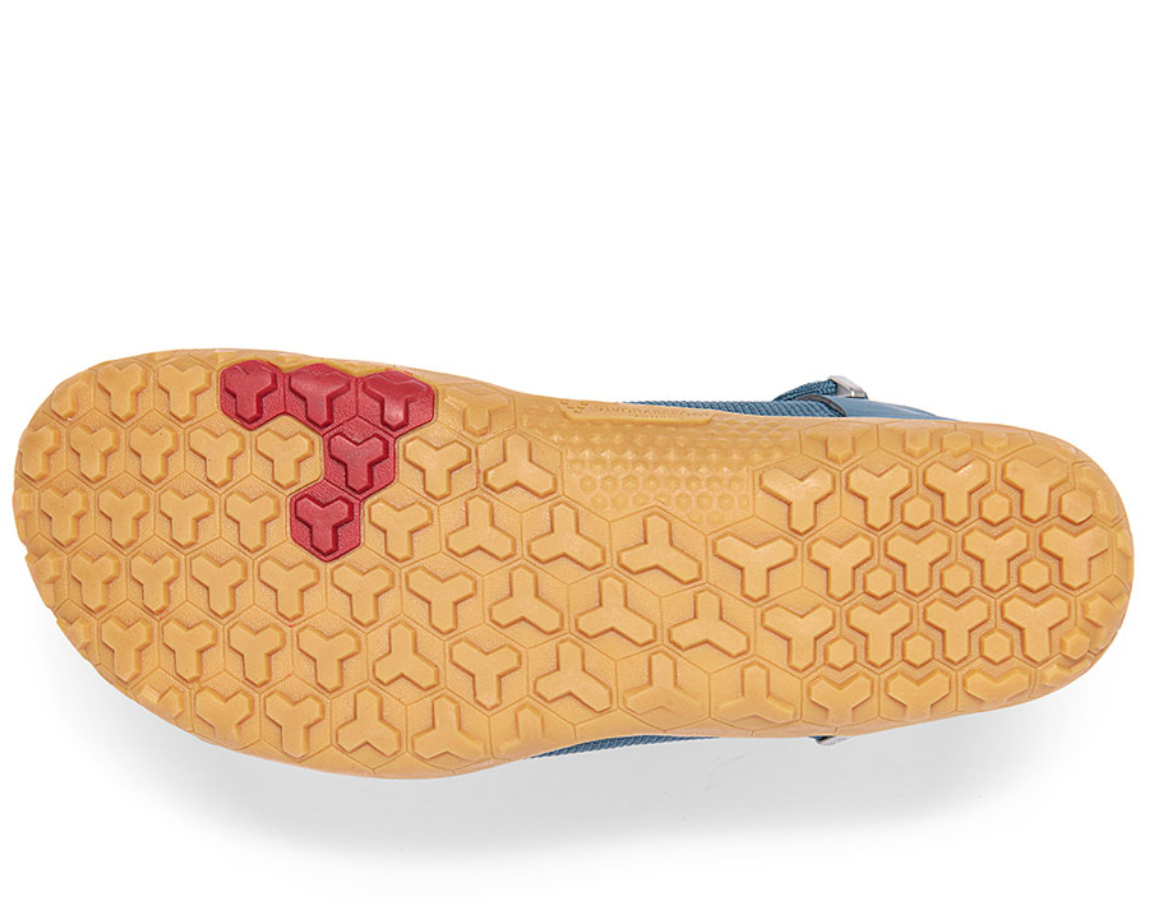 Vivobarefoot MAGNA TRAIL L Indian Teal Blue Textile ()
