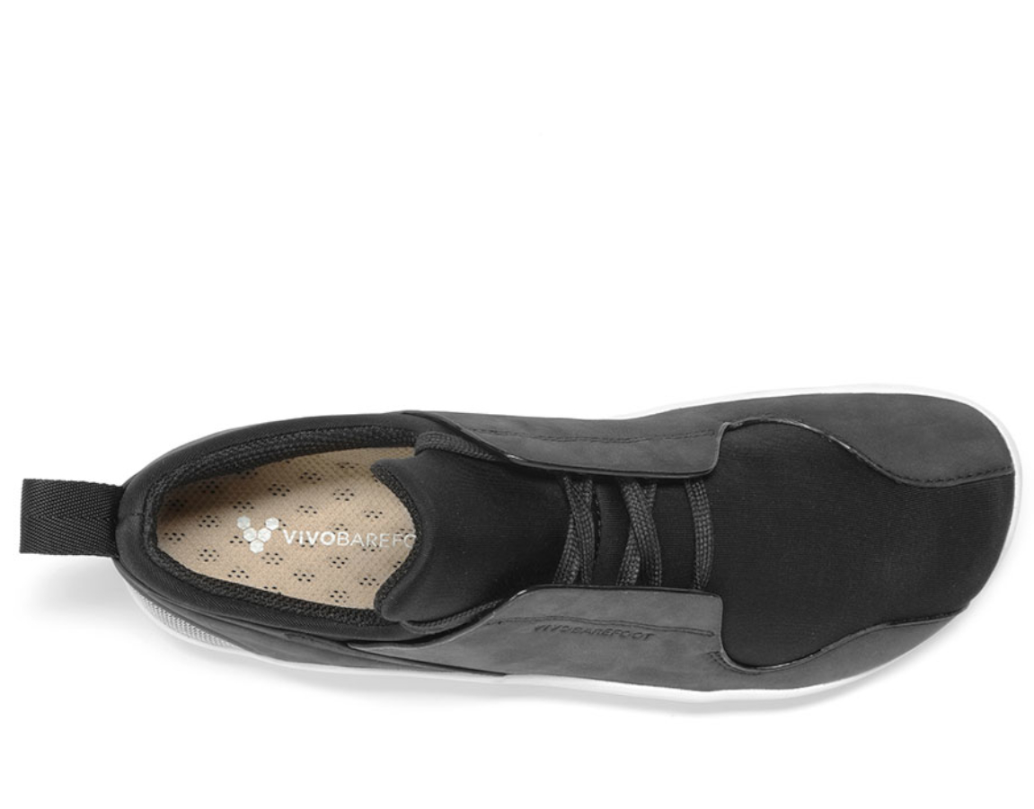 Vivobarefoot KANNA GHILLIE L Black Leather ()