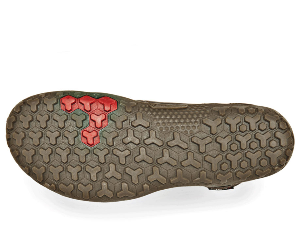 Vivobarefoot  TRACKER FG M Leather Dk Brown ()