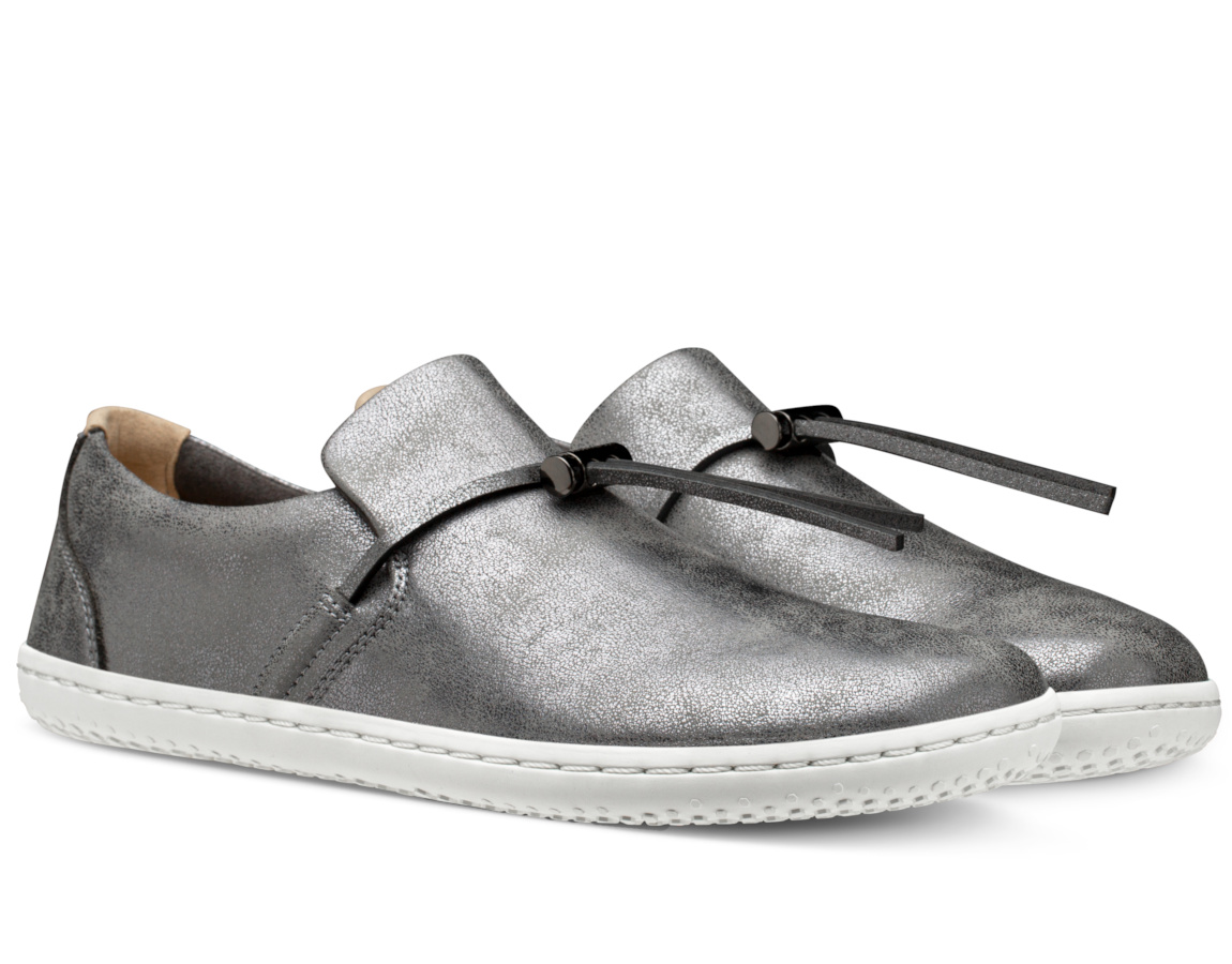 Vivobarefoot  RA SLIP ON ECO W GRAPHITE ()