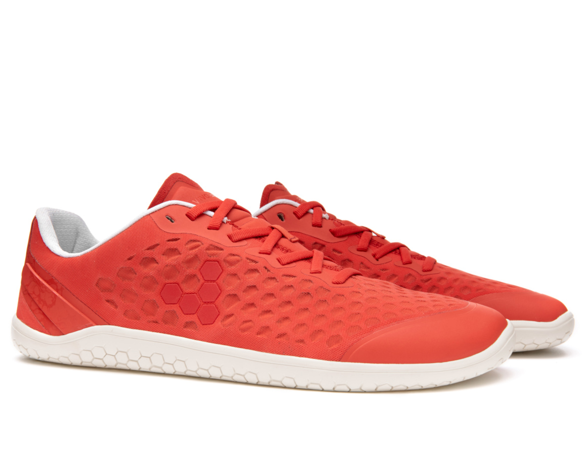 Vivobarefoot STEALTH III M Firecracker Orange ()