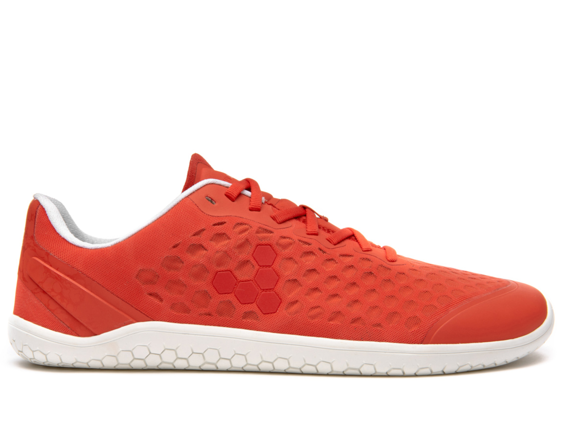 Vivobarefoot STEALTH III M Firecracker Orange