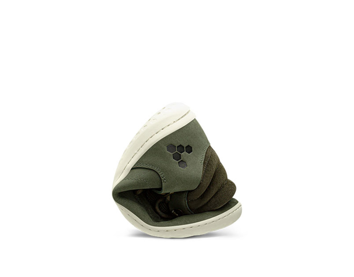 Vivobarefoot KASANA WINTER BOOT W GREEN ()
