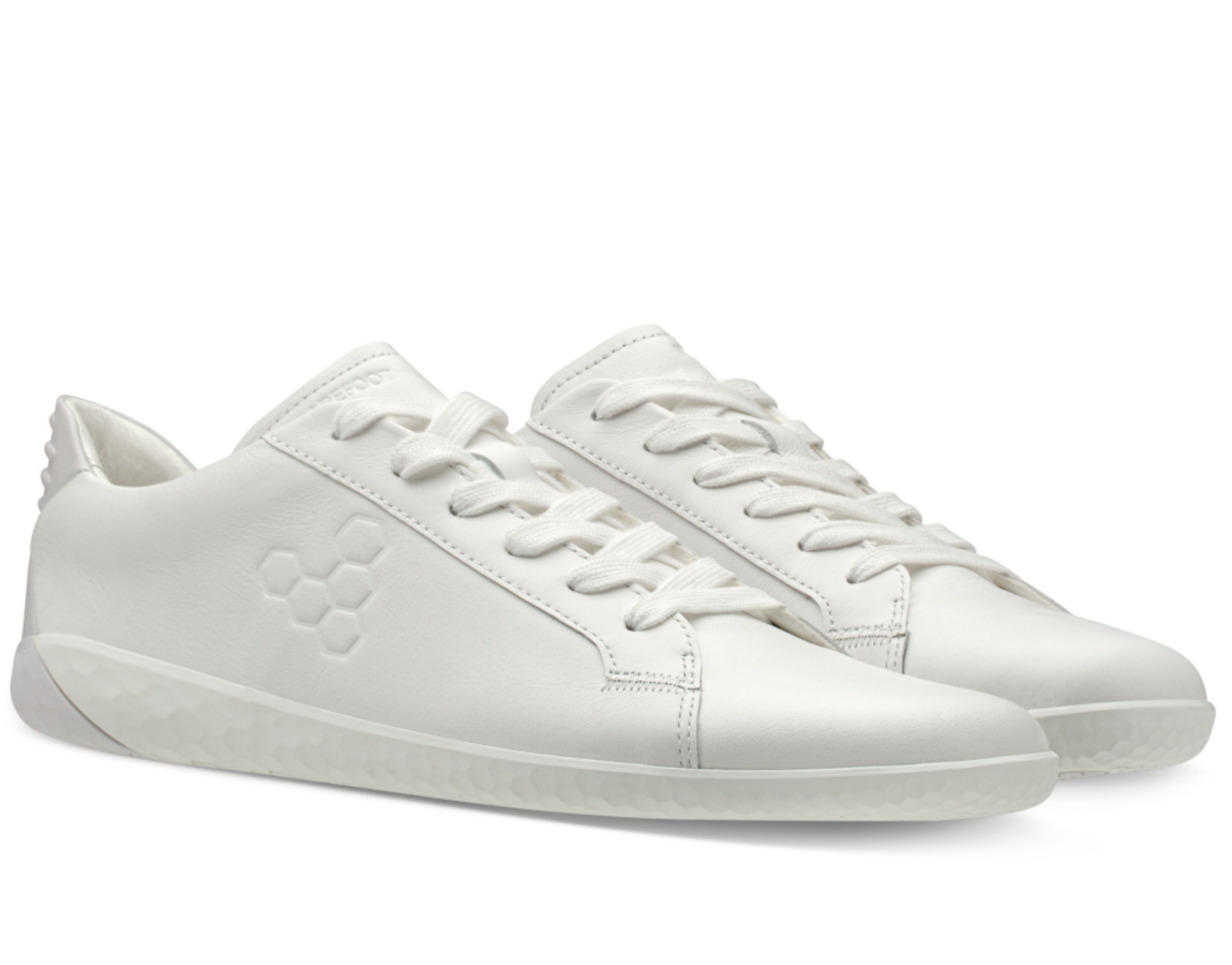 Vivobarefoot GEO COURT MENS BRIGHT WHITE ()