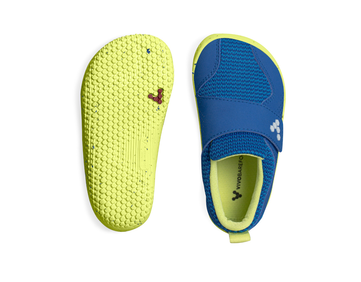 Vivobarefoot PRIMUS T VIVID BLUE ()