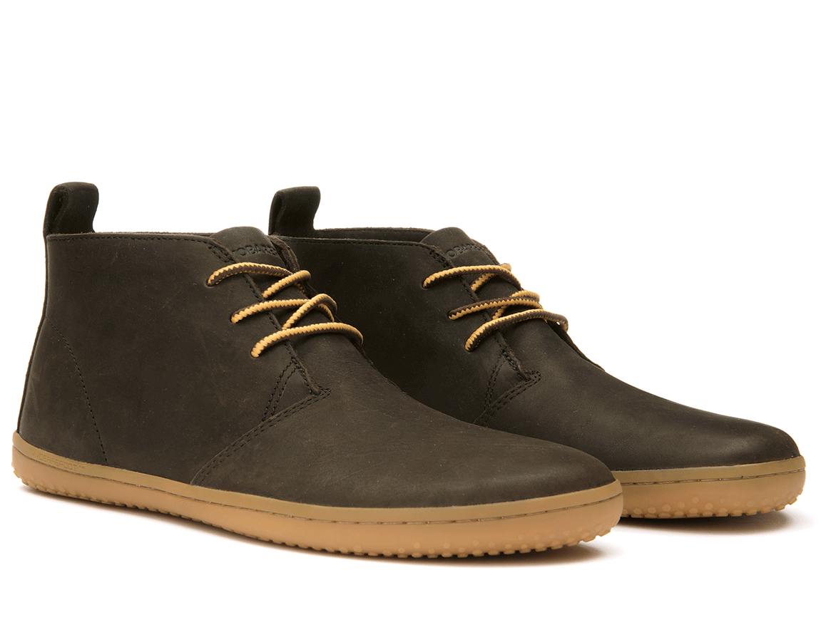 Vivobarefoot  GOBI II M Leather Brown/Hide ()