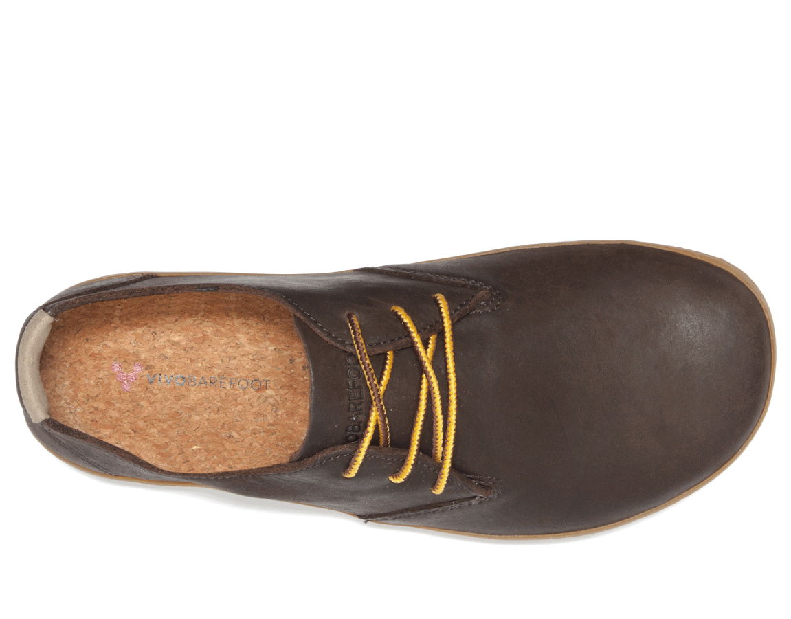 Vivobarefoot RA II M Leather Brown ()
