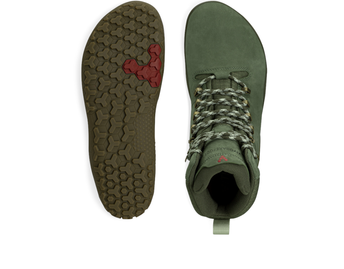Vivobarefoot TRACKER FG WOMENS BOTANICAL GREEN ()
