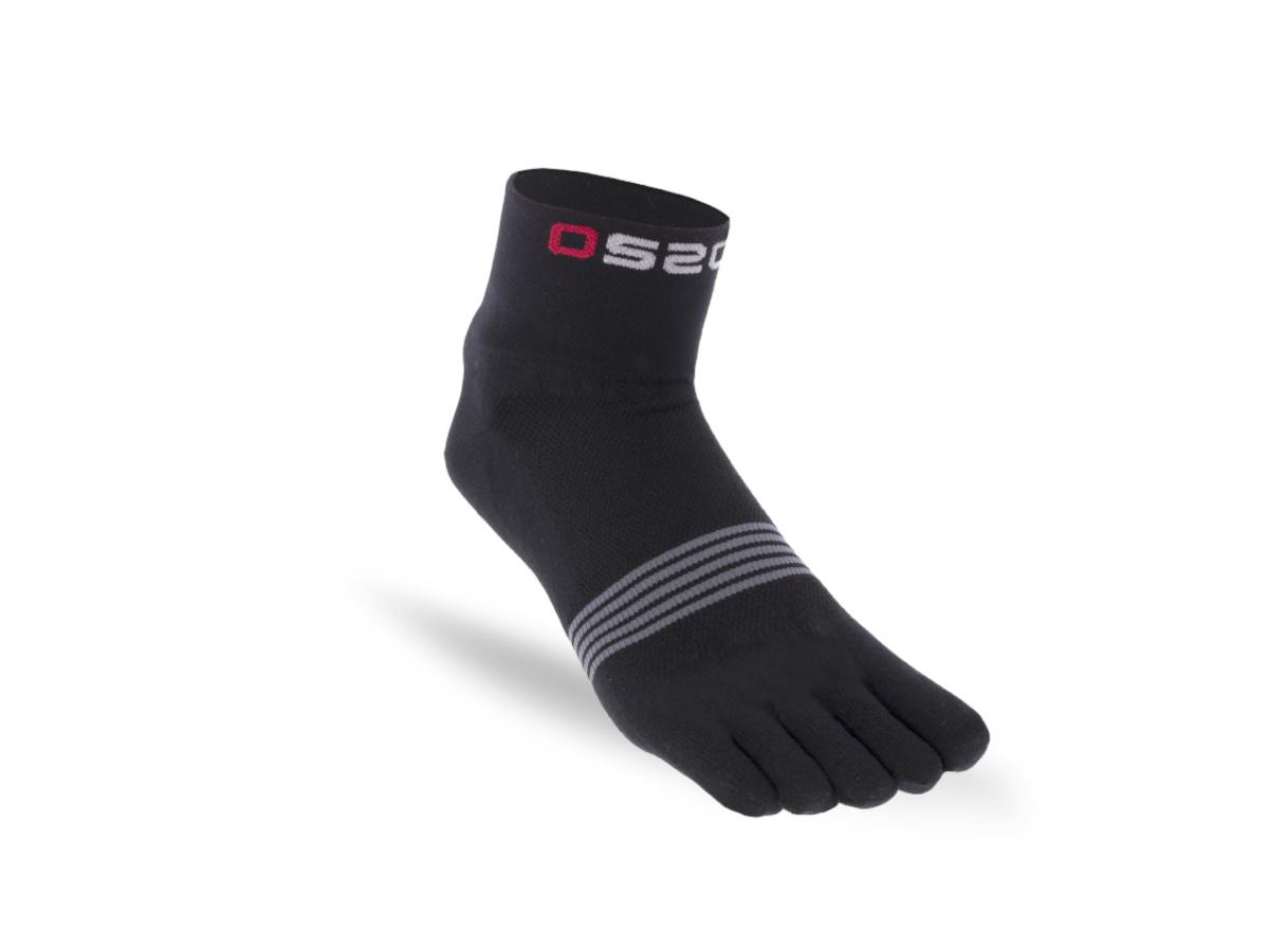 OS20 ponožky TRAIL BLACK