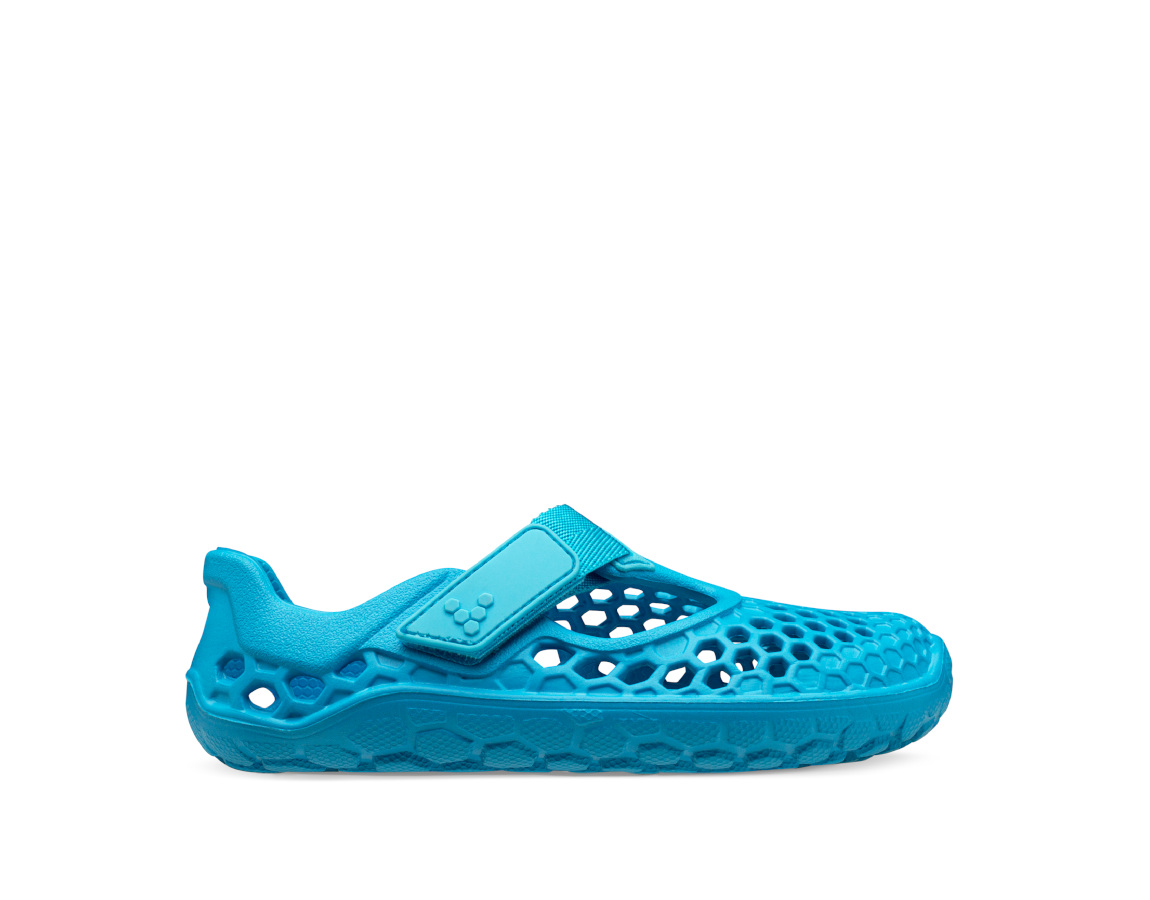 Vivobarefoot ULTRA KIDS WAVE BLUE