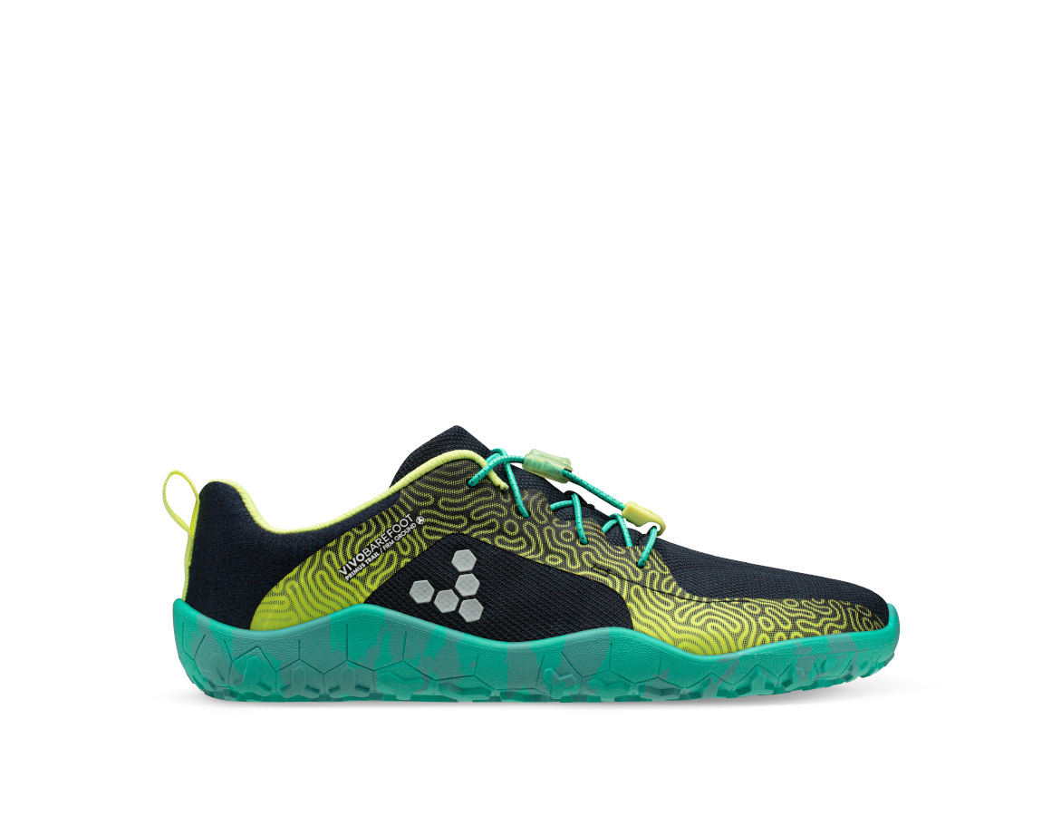 Vivobarefoot PRIMUS TRAIL JNR MIDNIGHT ()