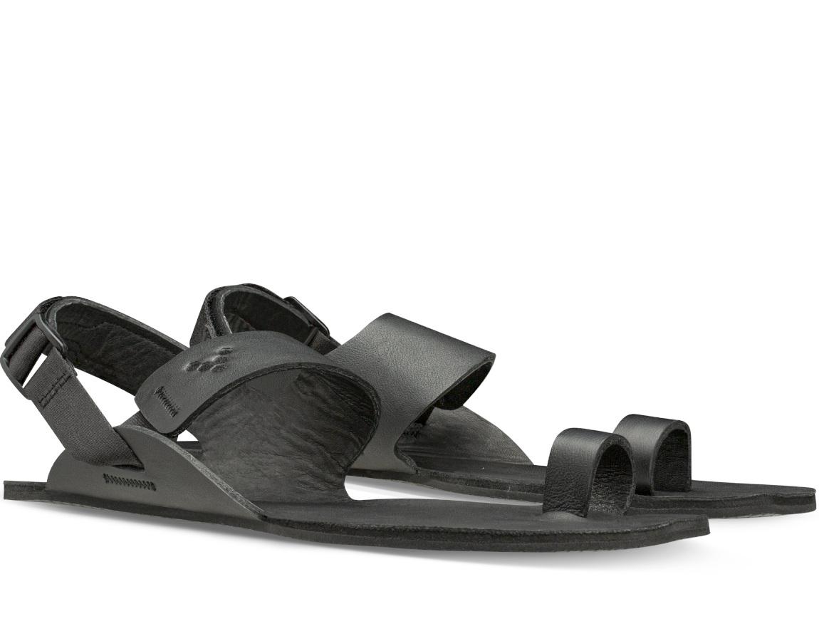 Vivobarefoot  ATANI L OBSIDIAN Leather ()
