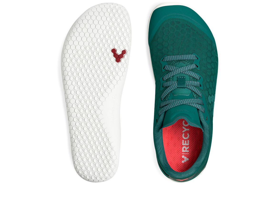 Vivobarefoot STEALTH III W EVERGLADE GREEN ()