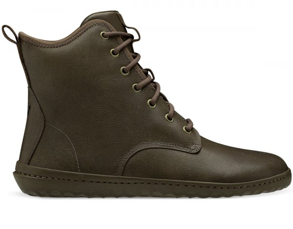 Vivobarefoot SCOTT 2.0 LEATHER MENS CHESTNUT