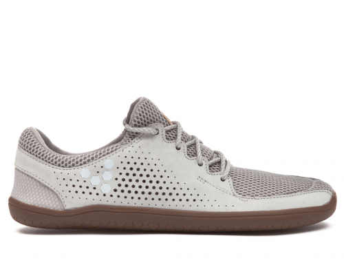 Vivobarefoot PRIMUS TRIO L Leather Grey