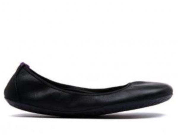 Vivobarefoot JING JING Leather Black Hide 5a4291762fc
