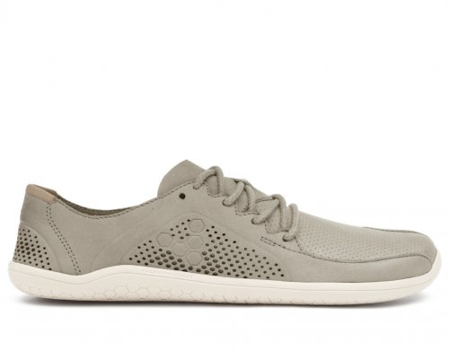 Vivobarefoot PRIMUS LUX M Leather Light Grey