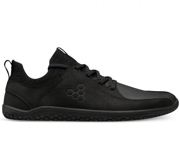 Vivobarefoot PRIMUS KNIT LUX M OBSIDIAN