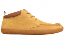 Vivobarefoot  DRAKE M Suede Light Tan
