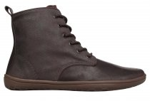 Vivobarefoot  SCOTT M Leather Dk Brown/Hide
