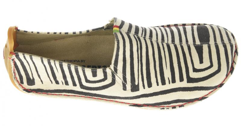 Vivobarefoot ABABA M Canvas Zebra (7)