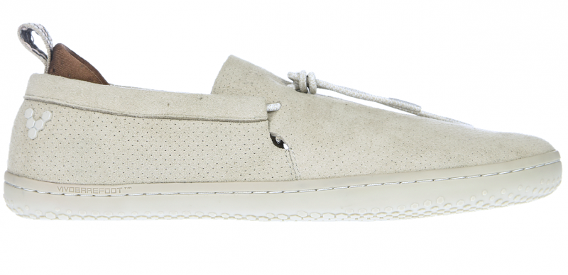 Vivobarefoot ELINA L Eco Suede Cement (1)
