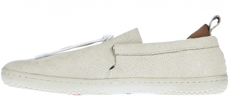 Vivobarefoot ELINA L Eco Suede Cement (2)