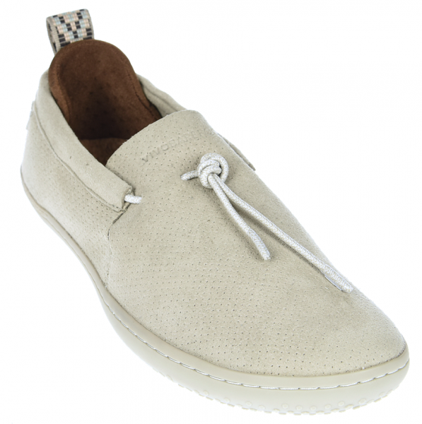 Vivobarefoot ELINA L Eco Suede Cement (3)
