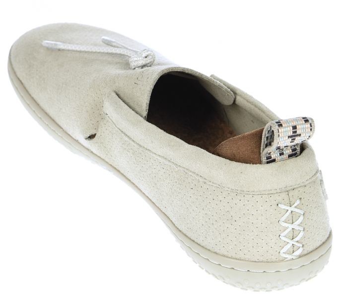 Vivobarefoot ELINA L Eco Suede Cement (6)
