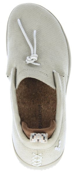 Vivobarefoot ELINA L Eco Suede Cement (7)
